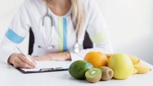 Посещение диетолога