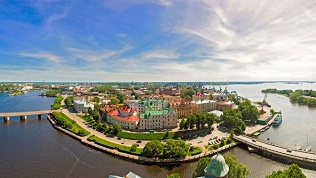 Экскурсия по России