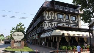 Отель «Шале Прованс»