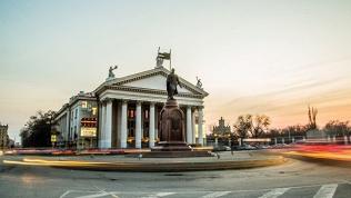 Тур вВолгоград