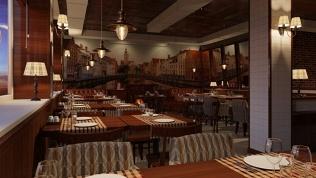 Ресторан «Брюгге»
