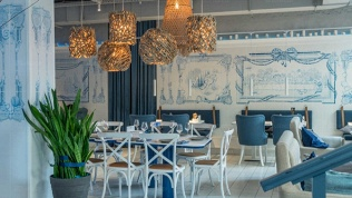 Ресторан Porto Carras