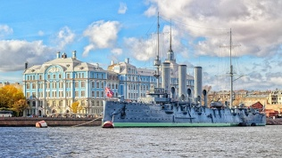 Тур поСанкт-Петербургу