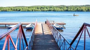 Аврора Нахимовское озеро