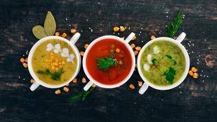 Готовый суп или каша