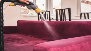 Химчистка мебели, ковра