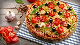 Кафе Family Pizza