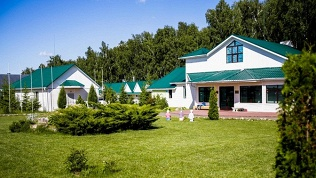 Отель Usadba Otrada