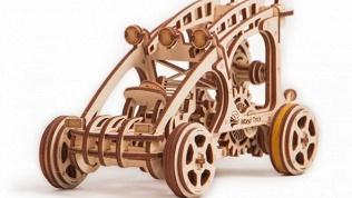 Механический 3D-пазл