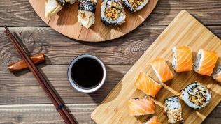 Доставка Sushi ToGo