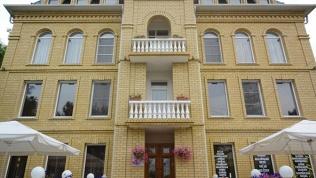 Отель «Грин Лайм»