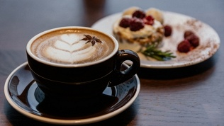 Кофейня «Штаб кофе»
