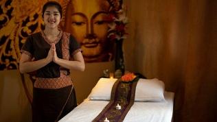 Тайский массаж, SPA