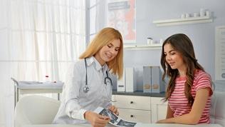 Прием иосмотр гинеколога