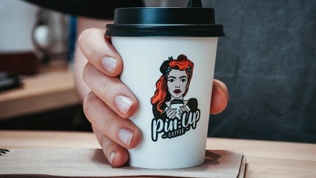 Сеть кофеен Pin-Up Coffee