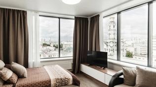 Сеть отелей RentHouse