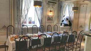 Кафе Little Panda Cafe