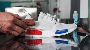 Чистка ипокраска обуви
