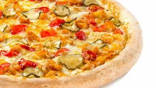 Пицца от«Папа Джонс»