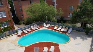 Отель «СКО Богатырь»