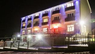 Отель «Седьмое небо»