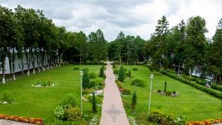 Санаторий «Зеленый город»