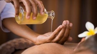 Сеансы oil-массажа