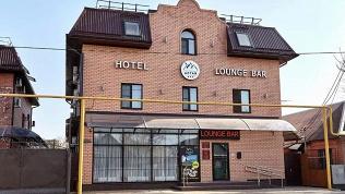 Отель Hotel Altay