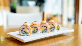 Доставка Sushi Vostorg