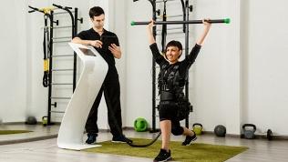 Фитнес наEMS-тренажере