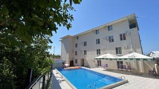Парк-отель «Абхазия»