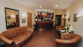 Отель «Адмиралтейская»