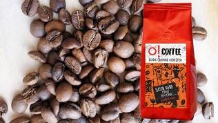 Упаковка зернового кофе