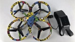 Ударостойкий дрон