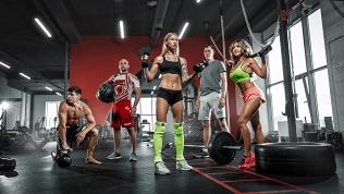 Занятия в Champion Gym