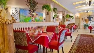 Ресторан «Илья Муромец»