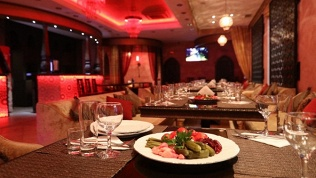 Ресторан «Шелк»