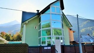 Гостевой дом Green House