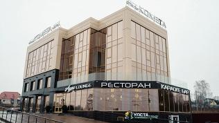 Отель Kometa Hotel