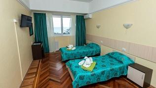 Отель Golubaya Volna