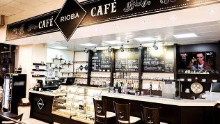 Сеть кофеен Rioba