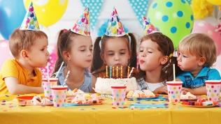 Проведение дня рождения