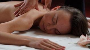 Энергетический массаж