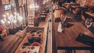 Ресторан «8 ног»