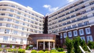 Отель Pansionat Kuban