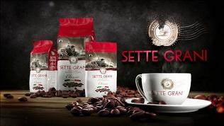 Жареный зерновой кофе