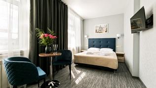Отель «Пятницкая Hotel»