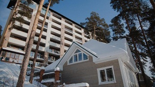 Отель «Тургояк-Сити»