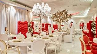 Ресторан Desert Rose