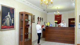 Отель «Царский двор»